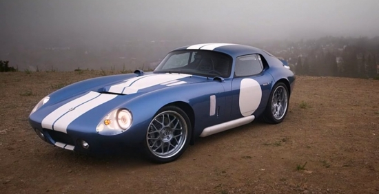 Renovo Coupe electric supercar of the new format