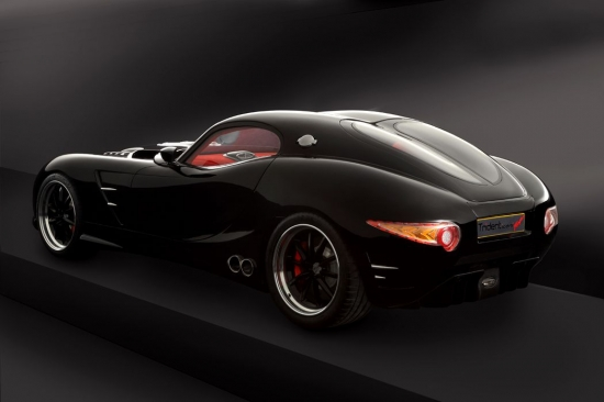 Trident Inceni: fastest diesel supercar