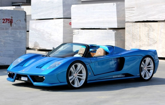 Montecarlo Automobile presents the Rascasse, a supercar equipped with the GPL